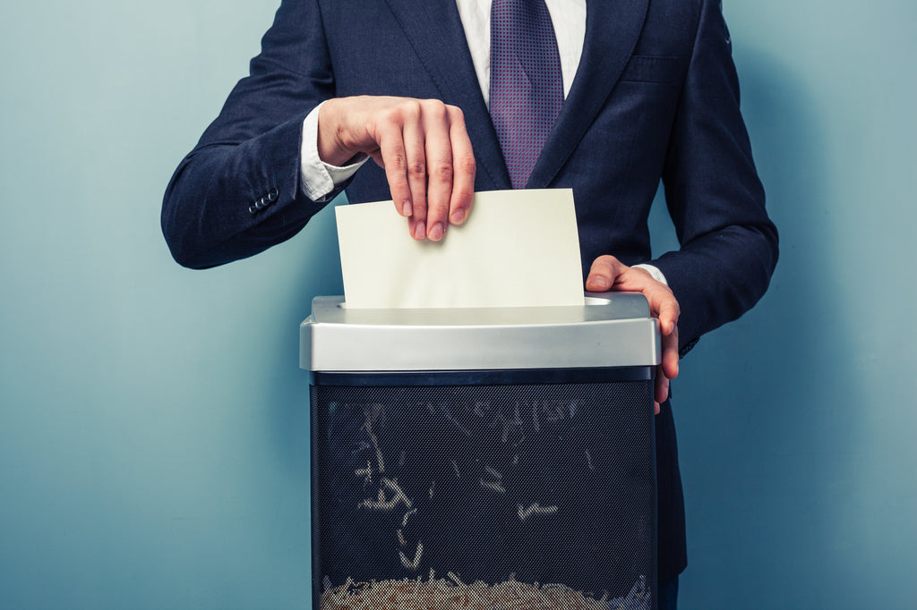 Why Your Office Needs a High Security Paper Shredder