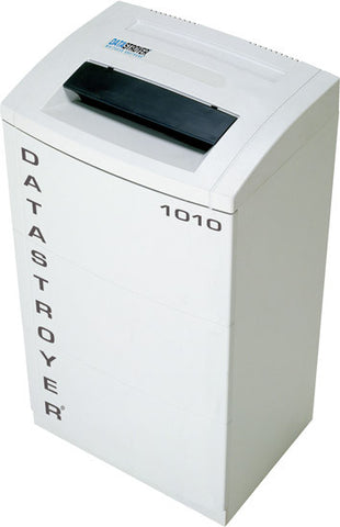 Datastroyer 1010 MS High Security Shredder - Whitaker Brothers