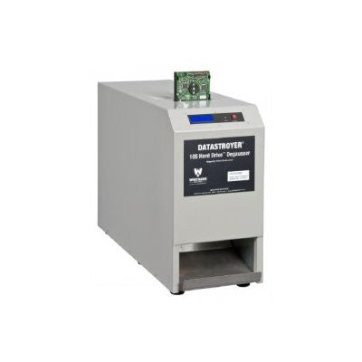 Datastroyer 105 Hard Drive Degausser - Whitaker Brothers