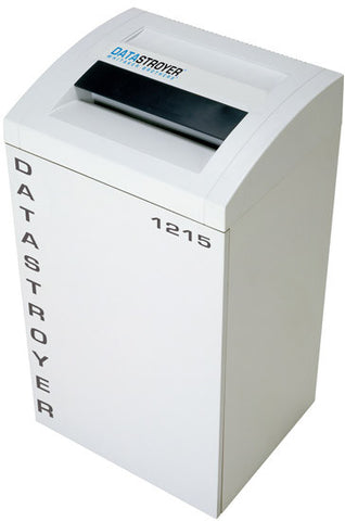 Datastroyer 1215 MS High Security Shredder - Whitaker Brothers