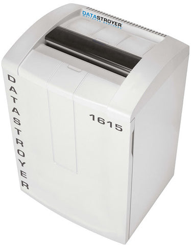 Datastroyer 1615 MS High Security Shredder - Whitaker Brothers