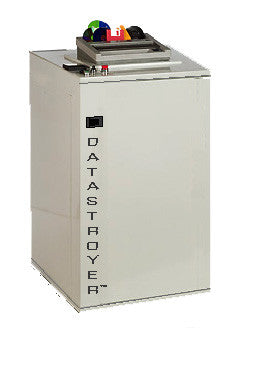 Datastroyer DCS-300 High Security Office Disintegrator from Whitaker Brothers - Whitaker Brothers