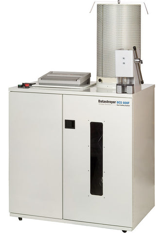 Datastroyer DCS-600F High Security Office Disintegrator from Whitaker Brothers - Whitaker Brothers