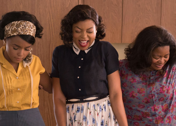 Celebrating Hidden Figures, Women & Lipstick
