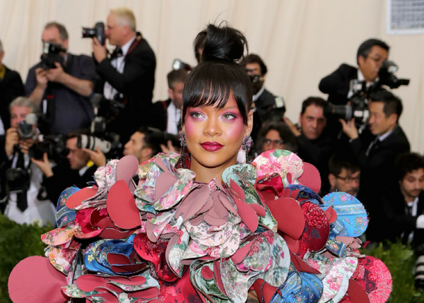 Best Beauty Looks from The Met Gala 2017