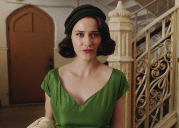 Wear Lipstick Like The Marvelous Mrs. Maisel