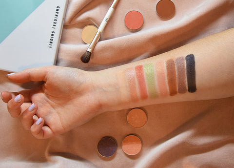 Peach, Please Swatches