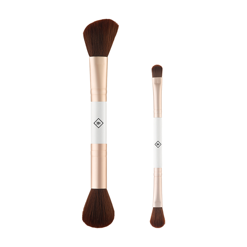 Dual-End Brush Set