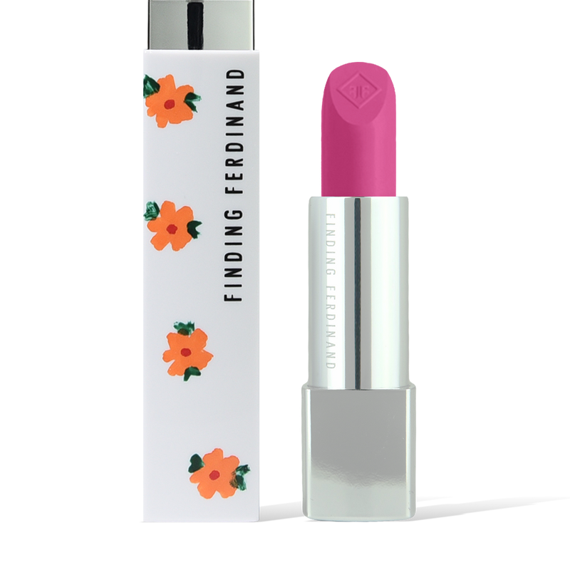 Flaming Fuchsia Lipstick