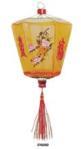 Small Hexagon Chinese Lantern