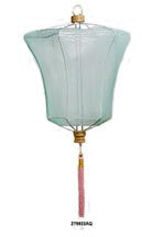Medium Plain Pointy Chinese Lantern