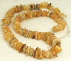 West African Sea Amber Bead Strand BA-SA40