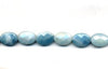 Amazonite Faceted Oval Beads BANF3-18