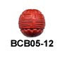 12mm Longevity Cinnabar Bead BCB05-12