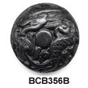 Dragon Cinnabar Bead BCB356