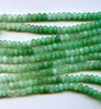 6mm Chrysoprase Faceted Roundells