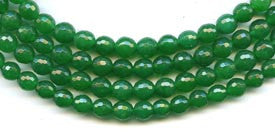 6mm Green Color Jade