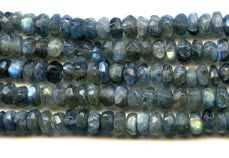 7mm Labradorite Faceted Roundells