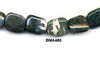 Moss Agate Pebble Beads BMA480