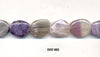 Rainbow Fluorite Pebble Beads BRF480