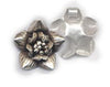 Thai Hill Tribe Silver Flower Pendant BST7672