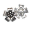 Thai Hill Tribe Silver Flower Pendant BST7675