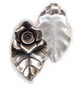 Thai Hill Tribe Silver Flower Pendant BST7676