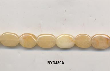 Ambronite Pebble Beads BYD480A