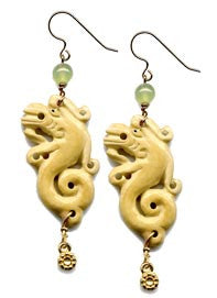 Dragon Bone Earrings