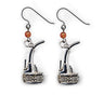 Water Pipe Earrings