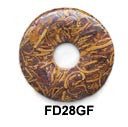 Pi Disc 28mm Golden Fox