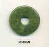 Pi Disc 40mm Souther Jade