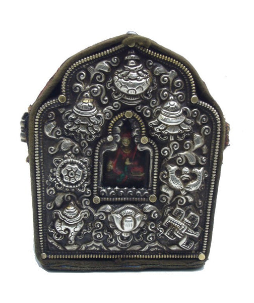 Tibetan Prayer Box SB671L