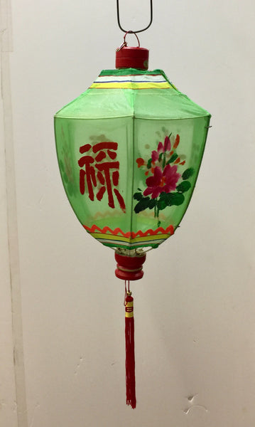 Small Shield Decorative Chinese Lantern