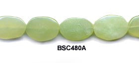 Soo Chow Jade Pebble Beads BSC480A