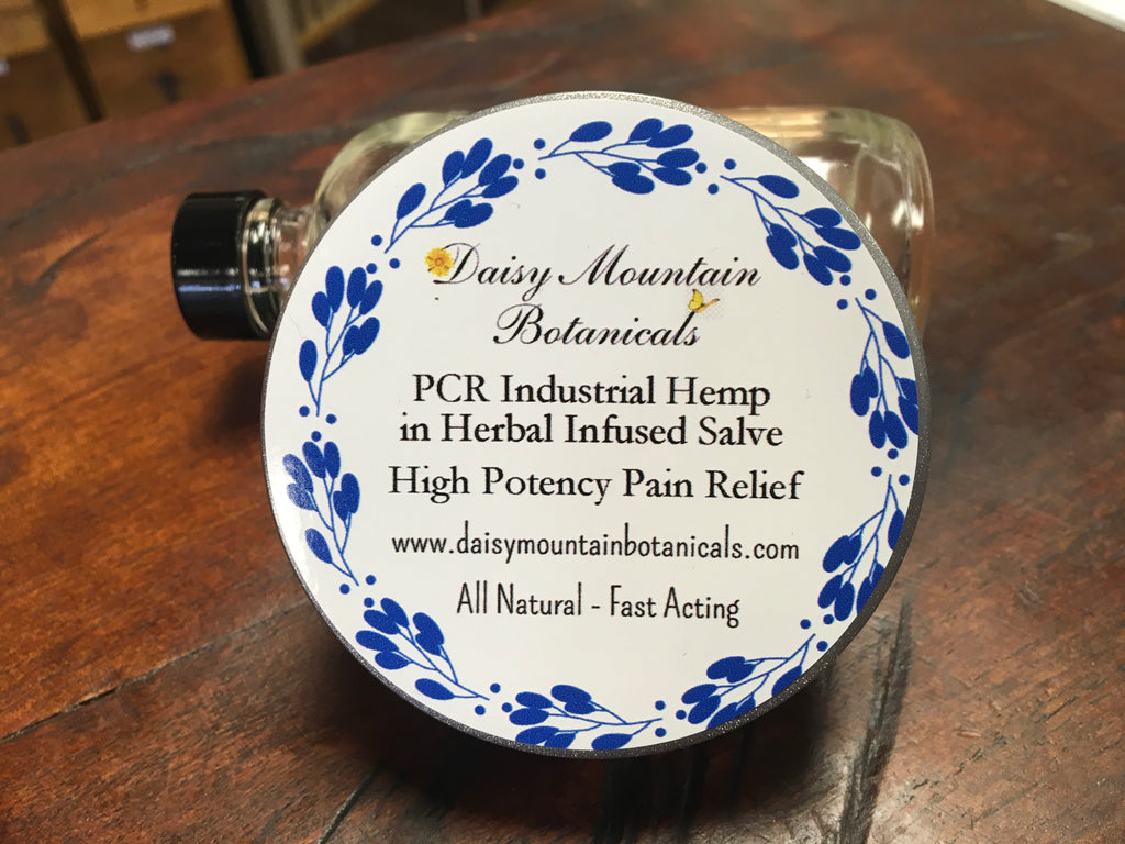 300mg PCR Hemp Salve Exclusively at Zona's