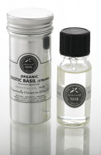 Basil Exotic Essential Oil 10ml