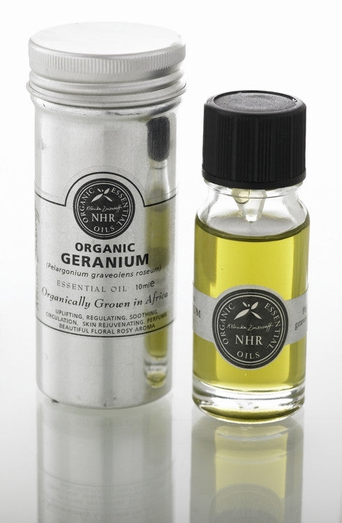 Geranium Essential Oil - Rose 10ml