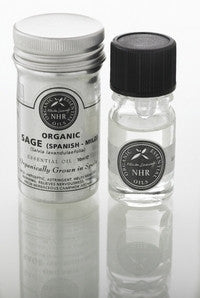 Sage Essential Oil Spanish 10ml