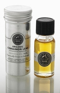 Cinnamon Essential Oil - Leaf 10ml
