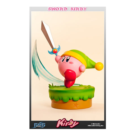 Sword Kirby Kirby's Adventure Limited Edition Collection Statue