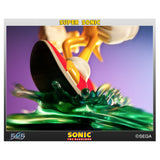 Modern Super Sonic the Hedgehog Collectible Statue