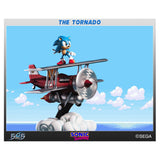 "Sonic ""The Tornado"" Sonic the Hedgehog Statue"