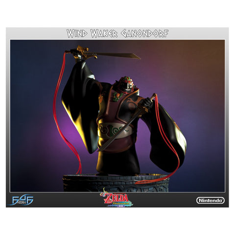 Ganondorf Legend of Zelda: Wind Walker Limited Edition Collectible Statue