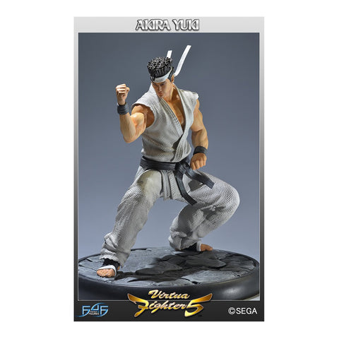 Akira Yuki Virtua Fighter 5 SEGA All-Stars Statue