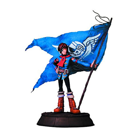 Vyse Skies of Arcadia SEGA All-Stars Statue