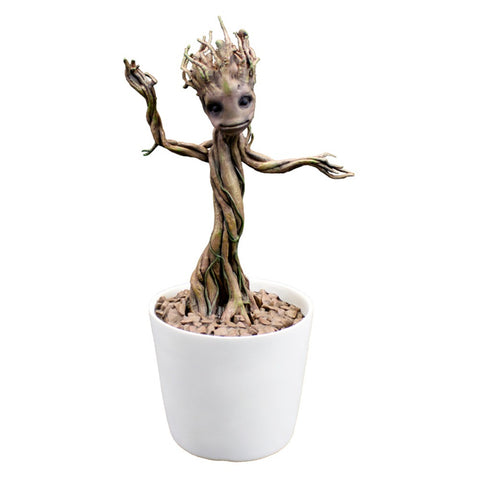 Dancing Groot Guardians of the Galaxy Premium Motion Limited Edition Statue