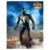 Spider-Man (Black Costume) Secret Wars Marvel Jumbo Action Figure