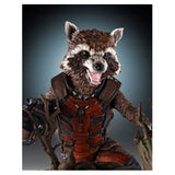 Groot & Rocket Raccoon Guardians of the Galaxy Statue