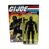 Snake Eyes GI Joe Jumbo Action Figure